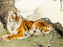 Paper tiger is a literal English translation of the Chinese phrase zh?l?oh? (simplified Chinese: ???; traditional Chinese: ???), meaning something that seems as threatening as a tiger, but does not withstand challenge.